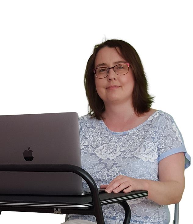 Katarzyna Gocławska programistka